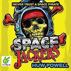 Spacejackers Audiobook