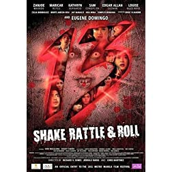Shake Rattle and Roll 13 - Philippines Filipino Tagalog DVD Movie