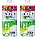 チャーミークリスタ 消臭ジェル 食洗機用洗剤 詰替大型 840g×2個