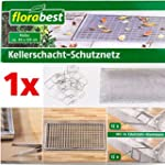 FLORABEST� Kellerschacht-Schutznetz,...