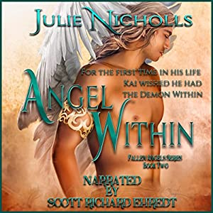 Angel Within Audiobook