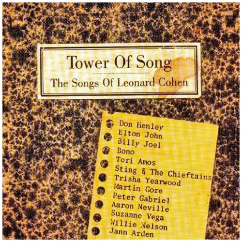 Peter Gabriel - Tower Of Song  The Songs Of Leonard Cohen - Zortam Music