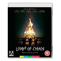 Lords Of Chaos [Blu-ray]