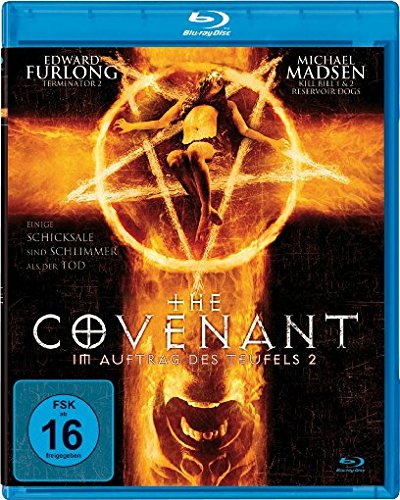 The Covenant - Im Auftrag des Teufels 2 [Blu-ray]
