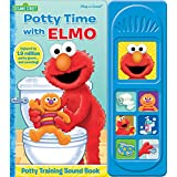 Potty Time With Elmo Little Sound Book (Sesame Street: Play-a-Sound)