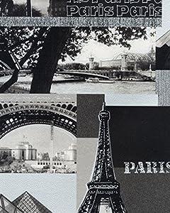 11096309 - man lebt nur einmal Wallpaper - Paris Eiffelturm