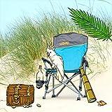 Kinder-Campingstuhl-Einklemmschutz-Getrnkehalter-extra-breite-Standfe-fr-weichen-Boden-leichte-2Kg-Eigengewicht-bei-60kg-Tragkraft-Pulverbeschichtet-Uquip-Kirby-244006
