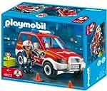 PLAYMOBIL 4822 - Feuerwehr-Kommandowagen