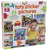 ALEX Jr. Tots Sticker Pictures