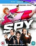 Spy [Blu-ray + UV Copy] [2015]