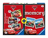 Cars - Pack Memory y puzzle triple (Ravensburger 07227 9)