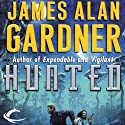 Hunted: League of Peoples, Book 4 Audiobook by James Alan Gardner Narrated by Adam Henderson