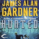 Hunted: League of Peoples, Book 4 (       UNABRIDGED) by James Alan Gardner Narrated by Adam Henderson