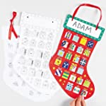Personalised Stocking Advent Calendar...