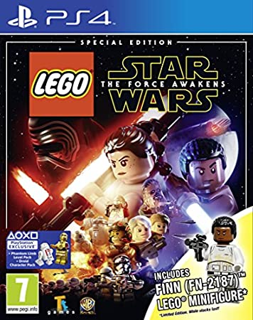 LEGO Star Wars: The Force Awakens Special Edition [PS4]