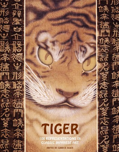 Tiger: 100 Representations in Classic Japanese Art (Solar East)