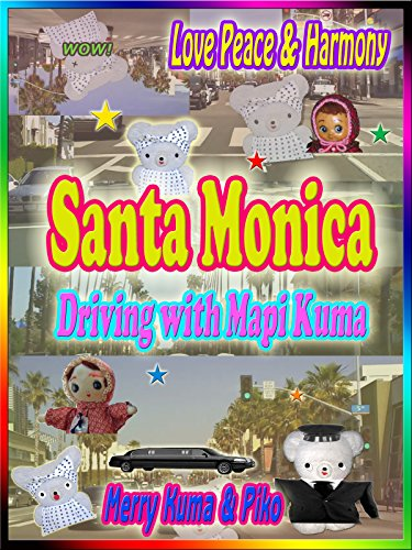 Clip: Santa Monica Driving with Mapi Kuma‬‬‬‬‬