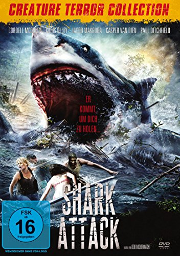 Shark Attack (Creature Terror Collection)