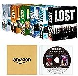 【Amazon.co.jp限定】LOST (シーズン1-6) コンパクト BOX 全巻セット (新作海ドラディスク・Amazonロゴ柄CDペーパーケース付) [DVD]