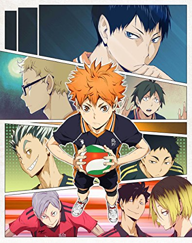 ハイキュー!!セカンドシーズン Vol.7 (初回生産限定版) [Blu-ray]