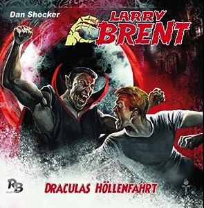 Draculas Höllenfahrt (Larry Brent 13) Hörspiel