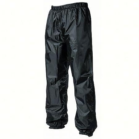Thermo-dublin pantalon de pluie noir xXXL