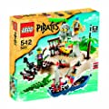Lego - 6241 - Jeu de construction - Pirates - L'�le au tr�sor