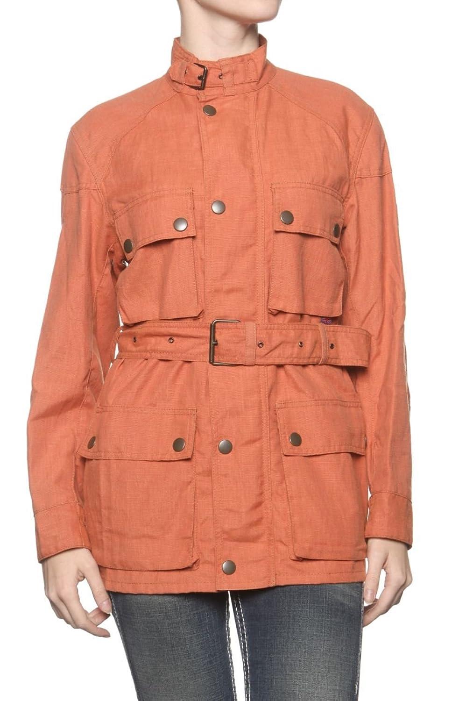 Belstaff Damen Jacke Sommerjacke NEPAL, Farbe: Orange