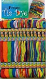 DMC PRISM-TIE Prism Cotton Six Strand Floss Craft Thread, Tie Dye, 36-Pack