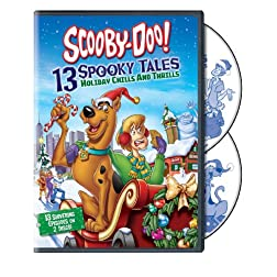 Scooby-Doo: 13 Spooky Tales - Holiday Chills
