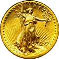 1907 P $20 Saint Gaudens Gold High Relief Wire Edge Twenty Dollar MS64 PCGS+\CAC