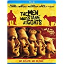 The Men Who Stare At Goats [Blu-ray]