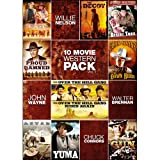 Cover art for  10-Movie Western Pack V.1