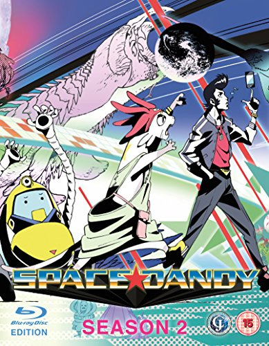 Space Dandy: Series 2 [Region B] [Blu-ray] (Space Dandy Season 2 compare prices)