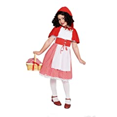 Paper Magic Group Pretty Red Riding Hood Costume