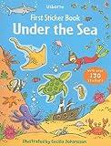 Under the Sea (Usborne First Sticker Book)