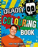 Steve Backshall Deadly Colouring Book