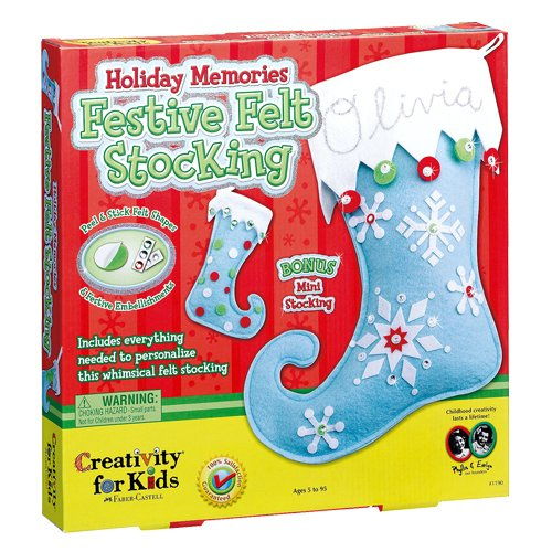 Holiday Memories Festive Felt - 1