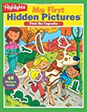 img - for My First Hidden Pictures Volume 1: Find the Cupcake book / textbook / text book