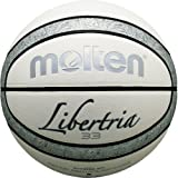 molten(モルテン)バスケットボール リベルトリアレプリカ 人工皮革7号 B7T3500-WS