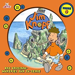 Der Tausend-Wunder-Wald (Jim Knopf 4) Hörspiel