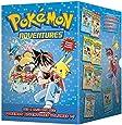 Pokémon Adventures Red & Blue Box Set (set includes Vol. 1-7) (Pokemon)