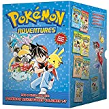 Pokémon Adventures (7 Volume Set)