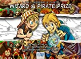 Wizard and Pirate Prize: Art of the Quests - Gerry Gaston s Interactive Adventures Sketchbook - Vol. II (Volume 2)