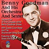echange, troc Benny Goodman - Afrs Benny Goodman Show 4