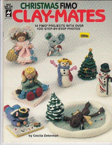 Christmas Clay Mates