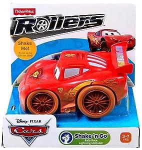 -Price Shake ?n Go! Disney Pixar Cars - Rally Race Lightning McQueen