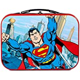 Superman Collectible Metal Lunch Box Tin