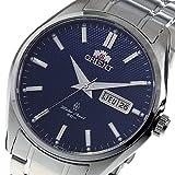 オリエント ORIENT 自動巻き メンズ 腕時計 SEM6W001D2 ネイビー [並行輸入品]