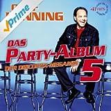 Das Partyalbum 5 - Der Discofox-Megamix